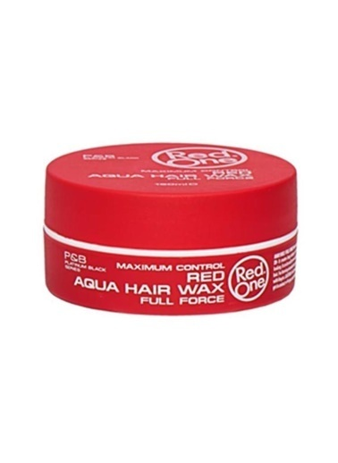 RedOne Red One Orange Aqua Hair Gel Wax 150 Ml Renksiz
